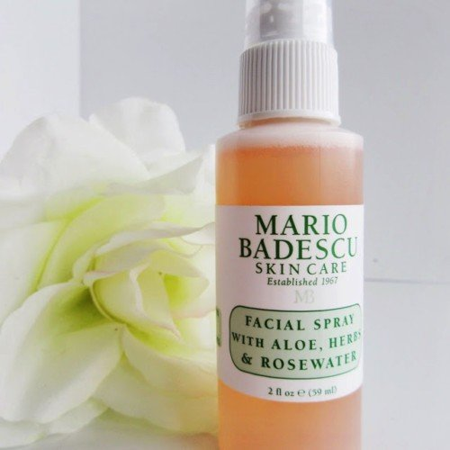 FRIDAY FAV: Mario Badescu Facial Spray