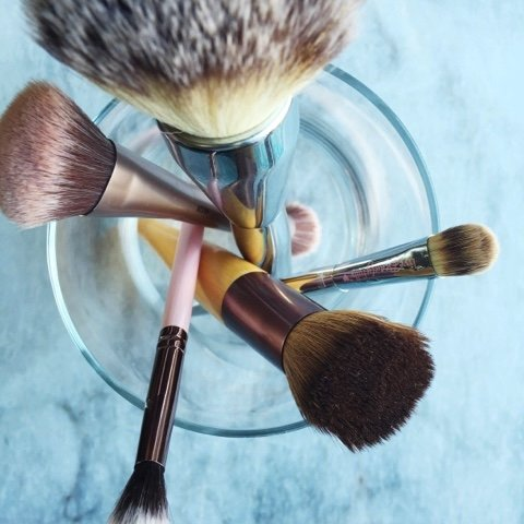 Makeup Brushes I Can't Live Without