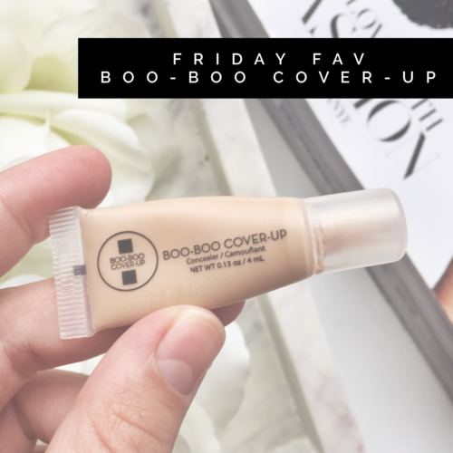 Friday Favorite: The Best Concealer for Breakouts
