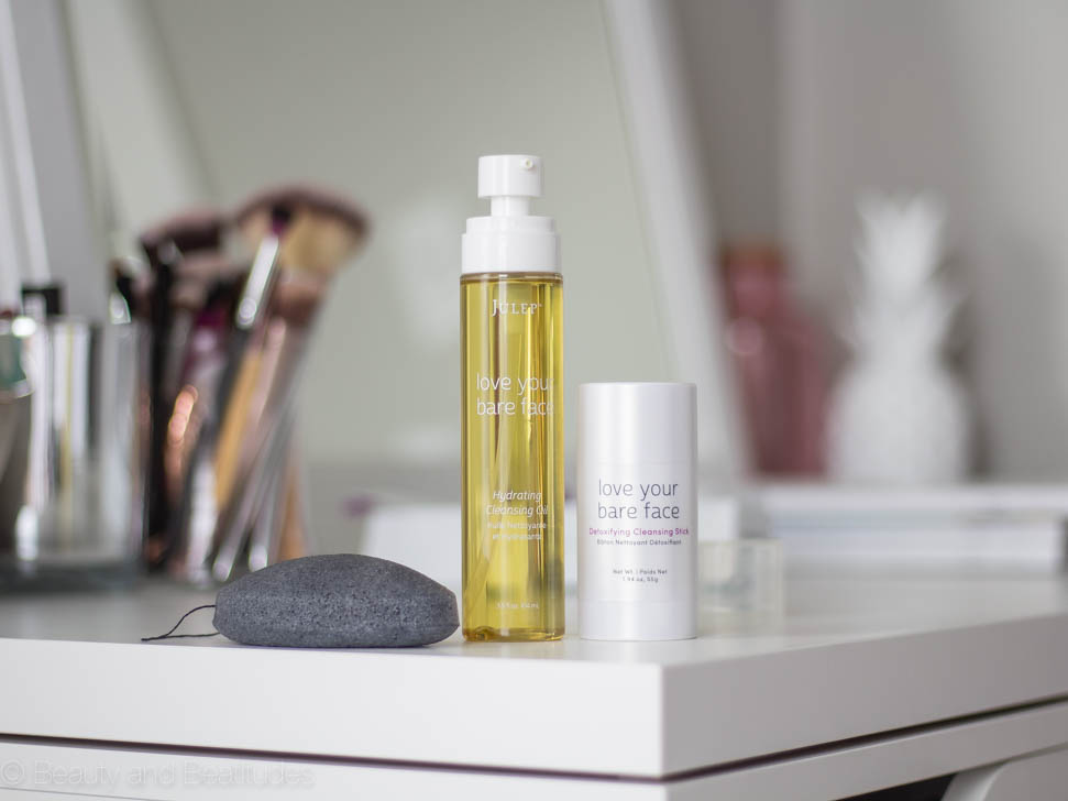 How To Double Cleanse with Julep