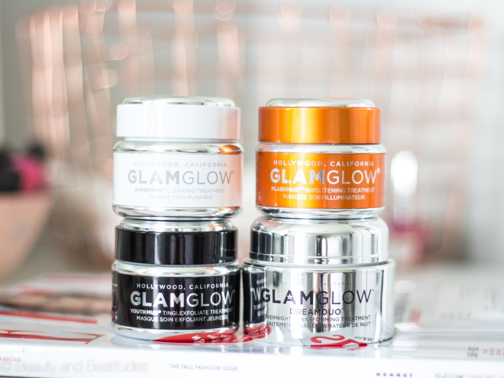 GLAMGLOW Faves +Giveaway