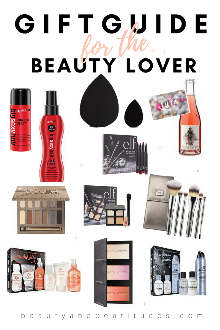 Gift Ideas For The Beauty Lover | Fox 17 Morning Mix Feature
