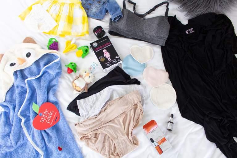 Babbleboxx Pink & Blue Edition | Mom & Baby Essentials