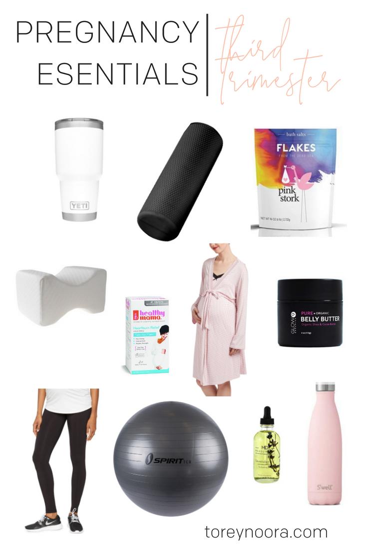 Third Trimester Essentials & Pregnancy Update