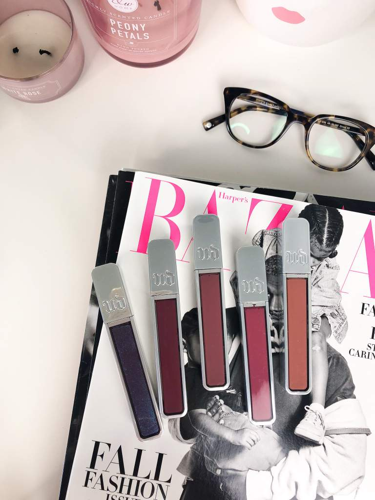 The Best Lipgloss | 5 Fall Shades