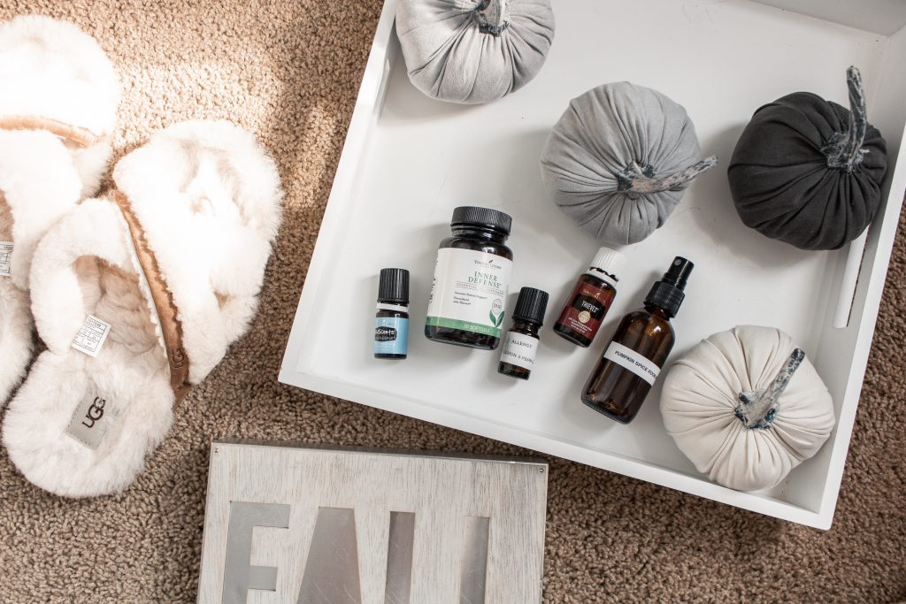Friday 5 | Essential Oils for Fall