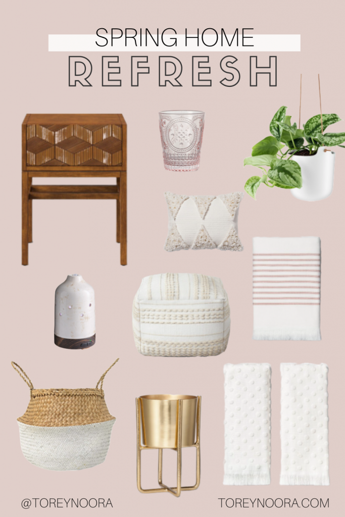 Spring Home Refresh | Decor Inspiration